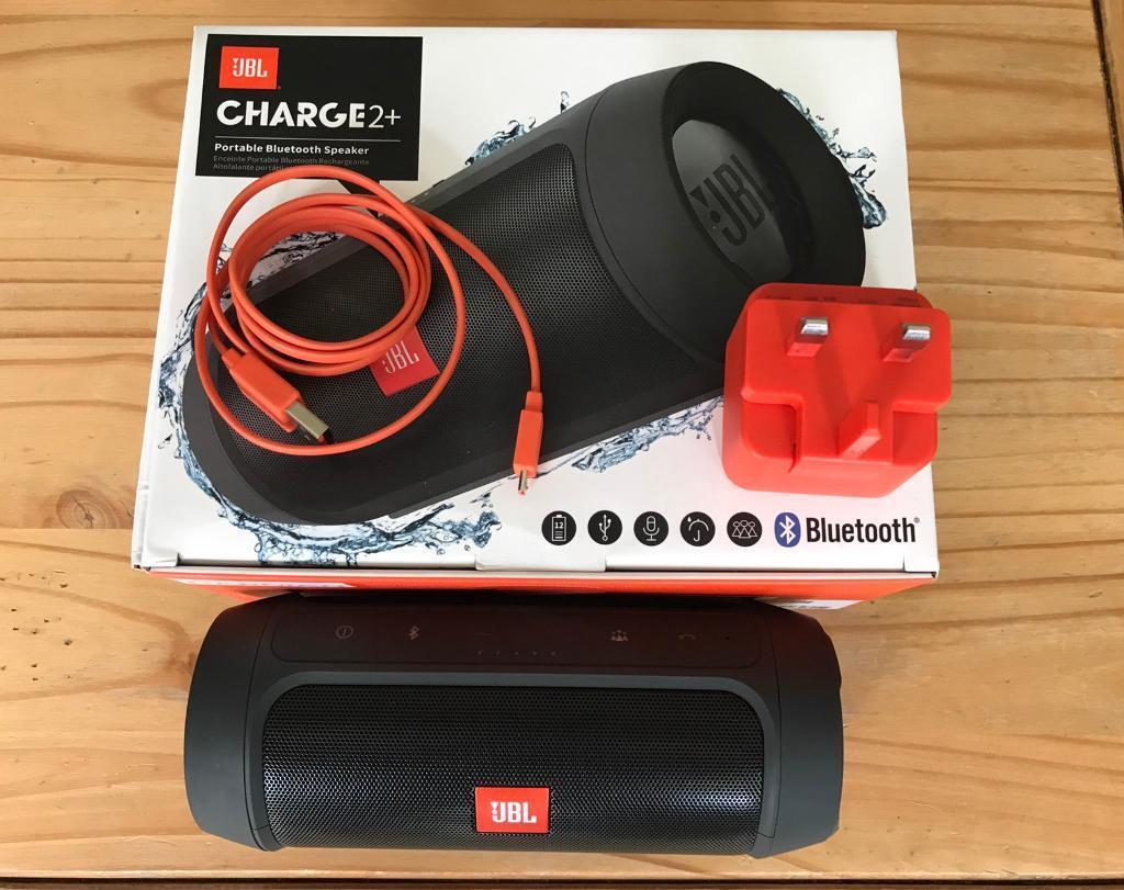 Jbl Charge 2 Bluetooth Speaker In Ferndown Dorset Gumtree