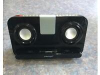Intempo IDS05B iphone/ipod/mp3 speaker doc