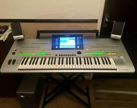 Yamaha tyros 3 keyboard mint condition