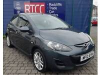 2012 (12 reg), Mazda2 1.3 Tamura 5dr Hatchback, AA COVER & AU WARRANTY INCLUDED, £3,995 ono