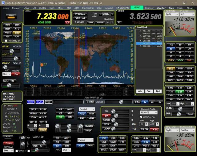 FLEX 3000 HF SDR Amateur (HAM) Radio  Incl  144Mhz Transverter Like Yaesu,  Icom, Kenwood | in Stretton, Staffordshire | Gumtree