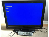 "Linsar 22"" Flat Screen TV"