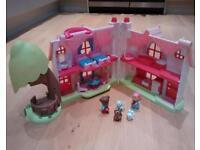 ELC Cottage lane Happyland Dollshouse