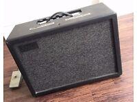 Vintage 1960s Dallas Scala Amp (Supro, Marshall, Fender, Vox)