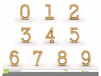 Golden, Memorable Mobile Numbers.