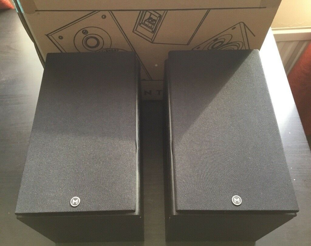 Mordaunt M10 Speakers With Original Box In Sheffield South Logitech Multimedia Speaker Z213