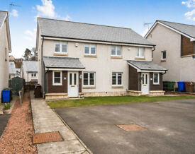 Modern 3 Bedroom House with Garden Perfect Family Home Stirling To Let