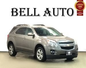 2012 Chevrolet Equinox LEATHER NAVIGATION SUNROOF BLUETOOTH