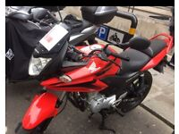 Honda CBF 125 - 2012/2013 - A Reliable Commuter Motorbike