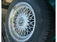 Bmw e34 alloys