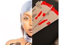 2 Erykah Badu Tickets: 'Baduizm': 20th Anniversary at The London Hammersmith Apollo