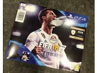 PS4 1TB fifa 18 bundle