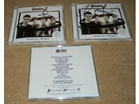 cds signed by union j