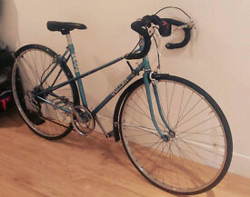 Lady Vintage Bike - Ducati - Small Size