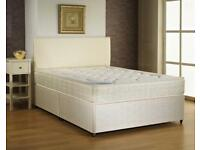 EXCLUSIVE OFFER! Free Delivery! Brand New, YES BRAND NEW!Double (Single, King Size) Bed + Mattress!
