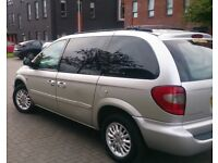 CHRYSLER VOYAGER 2.4 **(2 SIDE SLIDING DOORS)**7 SEATER SPACE BUS +++EXCELLENT CONDITION