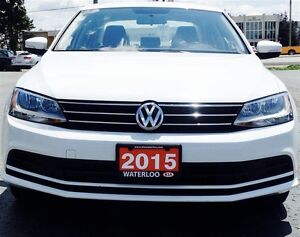 2015 Volkswagen Jetta Trendline 2.0 6sp at Former Daily Rental Kitchener / Waterloo Kitchener Area image 3