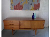 Mid-century Avalon Sideboard in excellent condition Retro Vintage