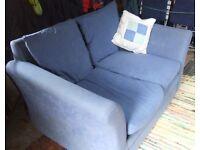 Nice comfy small settee