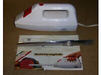 Boots Electric Carving Knife (Manufactured in 1980's)