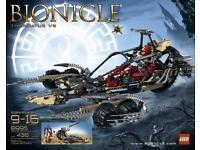 Lego Bionicles Thornatus V9 Set 8995