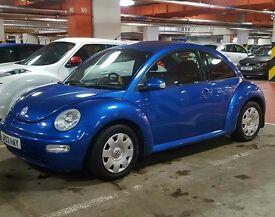 VW Beetle 2003 117k miles mot'd last month excellent condition