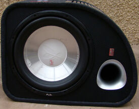 Fli Trap 1200 subwoofer with built-in amplifier
