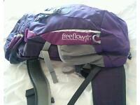 Berghaus freeflow 25 plus 5 rucksack, brand new with tags.