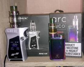 Smok & Arc pico vape kits