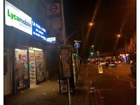 Off licence shop for sale - PRICE REDUCED