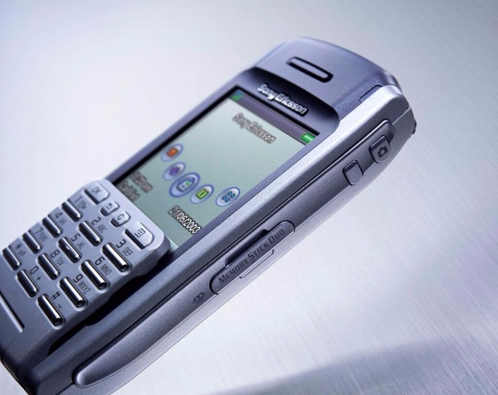 Sony Ericsson P900 For Sale In Excellent Condition In
