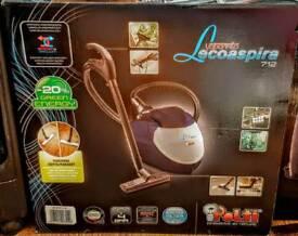 Polti Lecoaspira 712 Steam Vacuum Cleaner Brand New In Box Still Sealed