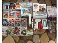 Wii Bundle job lot