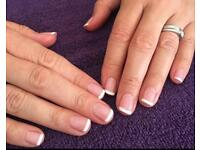 Shellac , mani & pedi, waxing, semi perm lashes, tinting, threading