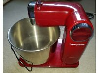 Morphy Richards 400404 Accents Folding Stand Mixer (6 speeds)