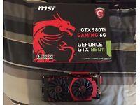 MSI GEFORCE® GTX 980 TI GAMING 6G