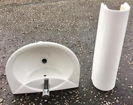 Kohler Pedestal Wash Hand Basin (sink)