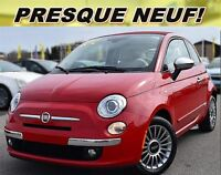 2012 Fiat 500C Lounge*CONVERTIBLE*