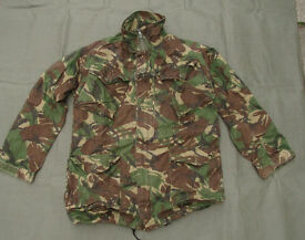 British Army - DPM Ripstop CS95 Field Jacket - 180/104 (Size Large)