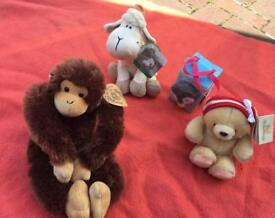 Teddies for sale - New and excellent condition