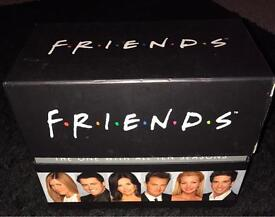 Friends complete DVD box set with all 10 seasons