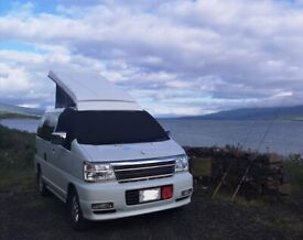 Nissan Elgrand E50 fully converted Campervan, 2002