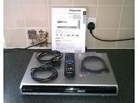 Panasonic DMR-EX77 DVD / HDD (160gb) Recorder