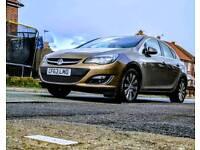 Vauxhall Astra cdti 63 plate