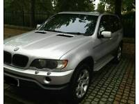Bmw X5 3.0d Automatic diesel sport tax MOT and insured