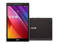 Refurbished Asus Zenpad Tablet 8 Inch Display 16GB Black Quad Core 6 Months Warranty
