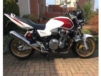 2010 Honda CB1300 A9 ABS - 1 owner from new
