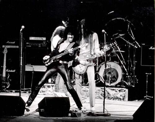 "THIN LIZZY -Phil Lynott rare 8x10"" photo!! 🎶"