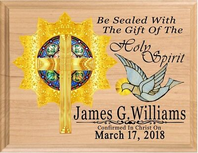 Confirmation Gift PERSONALIZED Gifts For Teenage Girls or Boys SOLID WOOD USA](Personalized Gifts For Girls)