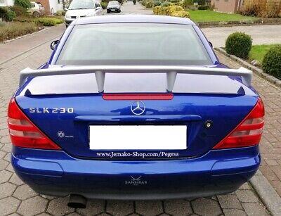 Heckspoiler passend für Mercedes SLK R170 Heckflügel Spoiler Dachspoiler